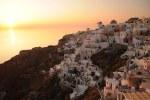 tablou Santorini, Grecia