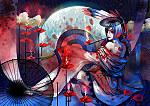 Tablou canvas Abstarct