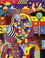 Tablou canvas Abstract 51