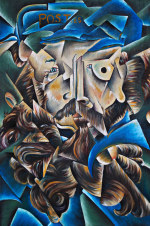 Tablou canvas Abstract 68