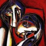 Tablou canvas Abstract 70