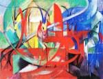 Tablou canvas Abstract 80