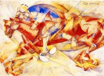 Tablou canvas Abstract 166