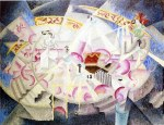 Tablou canvas Abstract 172