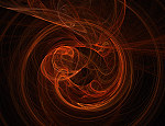 Tablou canvas Abstract fractal 13