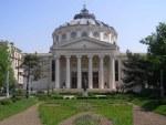 Tablou canvas Ateneul roman, Bucuresti