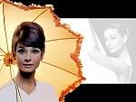 tablou Audrey Hepburn