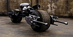 tablou Batman's bike