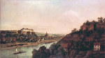 Tablou Canaletto-View of Pirna 1