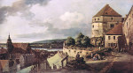 Tablou Canaletto-View of Pirna 2