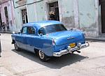 tablou Cuban street