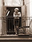 tablou Havana - sepia