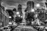tablou Hyde street