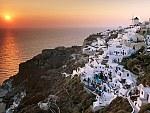 tablou Santorini (5), Grecia
