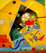 tablou Kandinsky 3