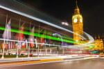 Tablou canvas Noapte in Londra (2)