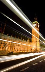 tablou Noapte in Londra (5)