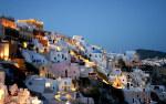 tablou Santorini, Grecia (2)