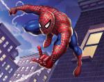 Tablou canvas Spider man
