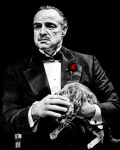 tablou The Godfather