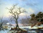 Tablou canvas Iarna 9