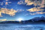 Tablou canvas Iarna 15