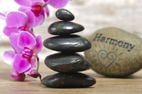 Tablou canvas zen, armonie (1)