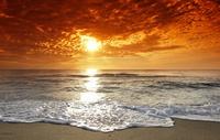 Tablou canvas apus de soare (126)
