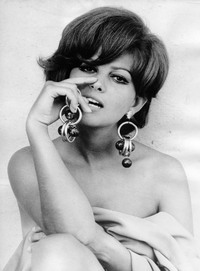 Tablou canvas claudia cardinale (5)