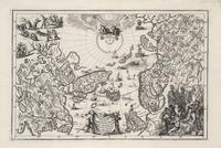tablou Polul Nord,  1701