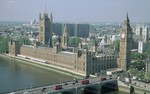 Tablou canvas houses of parliament, londra (56)
