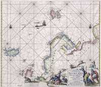 tablou Marea Nordului, 1694
