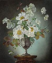 tablou flori, reproducere pictura (86)