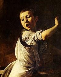 Tablou canvas caravaggio - martyrdom of saint matthew (detail)