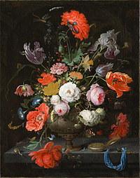 tablou flori, reproducere pictura (85), (1679)