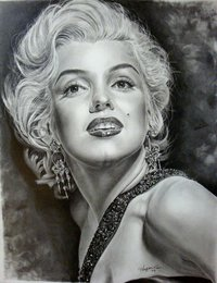 Tablou canvas marilyn monroe (140)