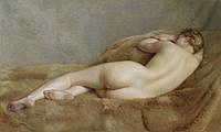 tablou nud, 84