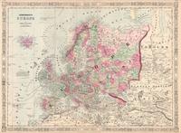 tablou europe, 1864 (2)