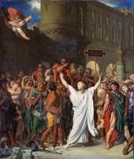 tablou jean auguste dominique ingres - the martyrdom of saint symphorien