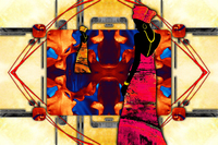 Tablou canvas abstract art (652)