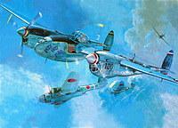 tablou avioane, ilustratie (2)