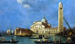 Tablou canaletto - s. pietro in castello