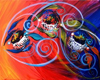 tablou abstract art (805)
