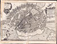 tablou hamburg, 1651
