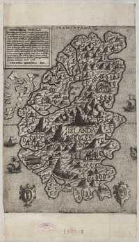 tablou Islanda, 1566