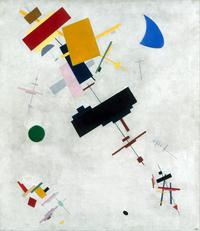 Tablou canvas kazimir malevich - suprematism