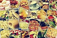 tablou food, colaj (1)