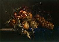 tablou willem van aelst - still life