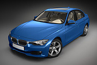 Tablou canvas bmw (4)