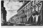 tablou piranesi - roma antica, alb negru 16